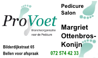 Pedicure Salon Margriet Ottenbros-Konijn